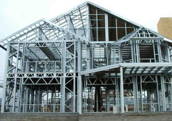 小型钢架构工程